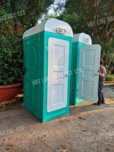 Sản xuất nhà vệ sinh composite