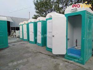 Nhà vệ sinh di động lắp ghép