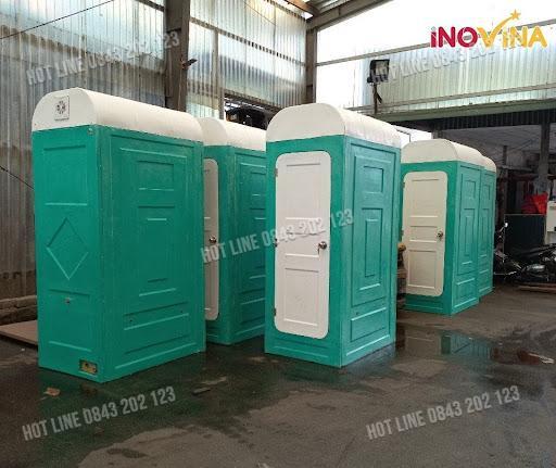 Sản xuất nhà vệ sinh di động
